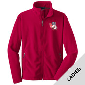 L217 - P124E001 - EMB - Ladies Fleece Jacket
