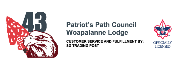 Patriot's Path Council - Woapalanne Lodge
